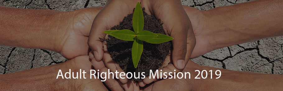 Adult Righteous Mission